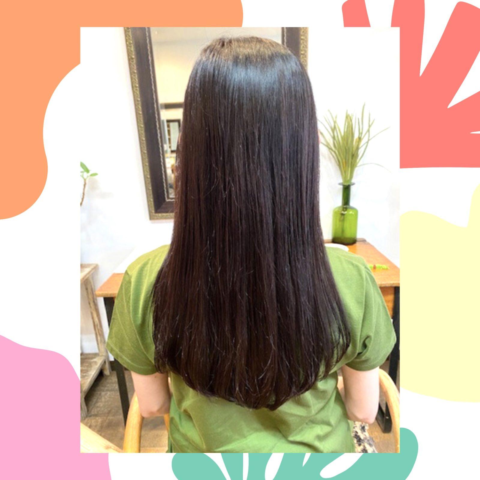 髪質改善ストカール  自由が丘美容室mieno