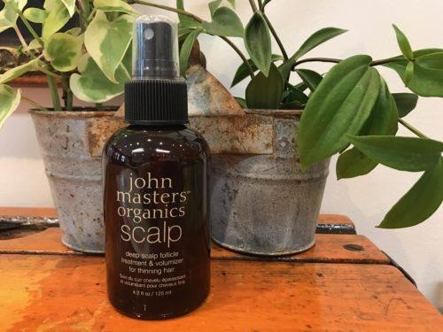 頭皮の化粧水頭皮の化粧水ジョンマスター