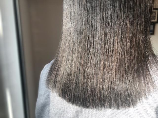 髪質改善トリートメントで光り輝くツヤ髪!